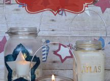16 Last Minute DIY 4th of July Crafts You Can Let Your Kids Make
