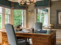 17 Amazing Traditional Home Office Designs Every Home Needs To Have