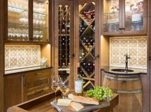 17 Exquisite Traditional Wine Cellar Designs To Relish Your Wine Collection