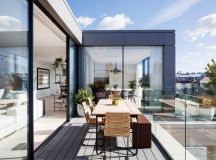 17 Outstanding Contemporary Balcony Designs Your Home Definitely Needs