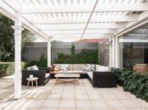 20 Perfect Contemporary Patio Designs Youll Go Crazy For