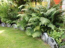 16 Inexpensive DIY Edging Ideas To Garnish Your Garden