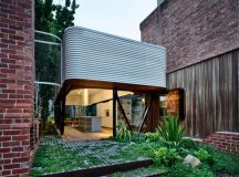 King Bill House by Austin Maynard Architects in Melbourne, Australia