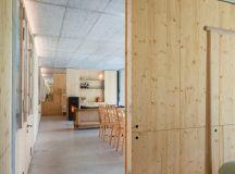 Retina House by Arnau estudi d'arquitectura in Santa Pau ...