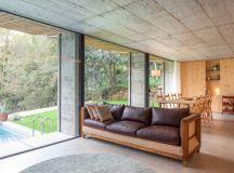 Retina House by Arnau estudi darquitectura in Santa Pau, Spain