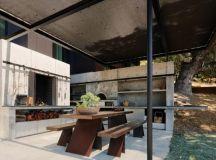 Sonoma Residence by Lundberg Design in California, USA