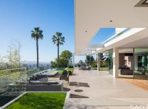 Stradella Residence by SAOTA in Los Angeles, California