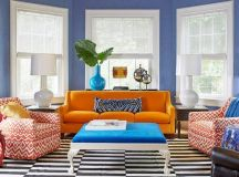 3 Superb Color Combinations Which Are Rarely Seen In The Interiors