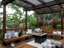 18 Appealing Traditional Deck Designs Your Backyard Needs