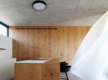 Family House Jarovce by Compass Architekti in Bratislava, Slovenia
