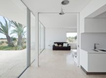 House in Tavira by Vitor Vilhena Architects in Portugal