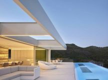 Quarry House by Ramon Esteve Estudio in Valencia, Spain