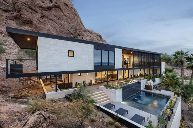 Red Rocks Residence by The Ranch Mine in Phoenix Arizona