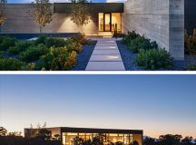 Sundial House by Specht Architects in Santa Fe, New Mexico