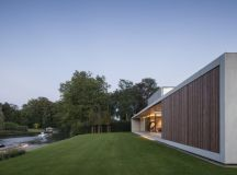 VDB Residence by Govaert & Vanhoutte Architects near Ghent, Belgium