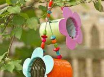15 Fantastic DIY Bird Feeder Ideas That Will Bring Life To Your Garden