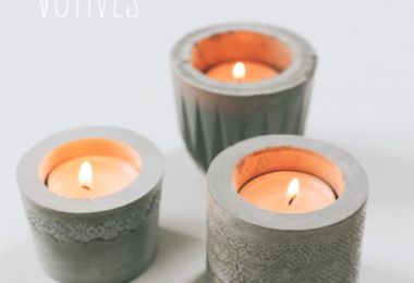 15 Lovely DIY Candle Holder Projects You're Going To Craft Right Away