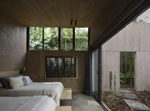 L House by Dellekamp Arquitectos in Valle de Bravo, Mexico