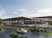 Philippines Clark International Airport Terminal by GMW ...
