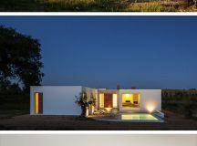 Ring House by Vasco Cabral + Sofia Saraiva in Santarem, Portugal