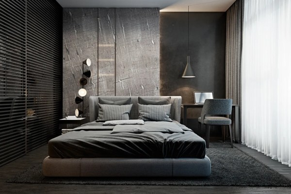 Magnificent Dark Bedrooms Fall In Love