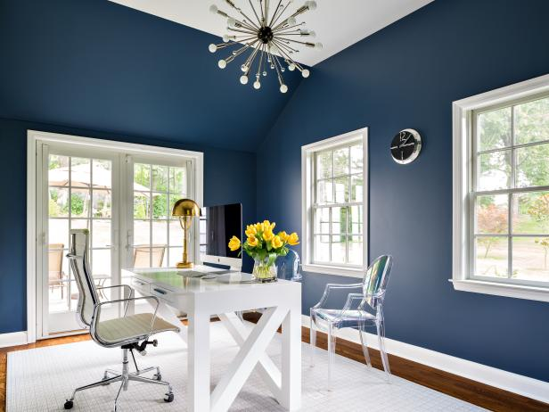 18 Modern Home Office Designs For Your Inspiration