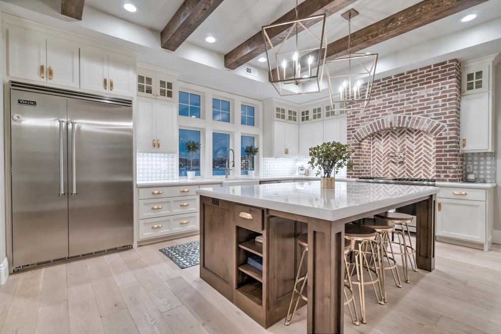18 Fantastic Farmhouse Kitchen Designs That Will Warm Your ...