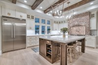 18 Fantastic Farmhouse Kitchen Designs That Will Warm Your ...