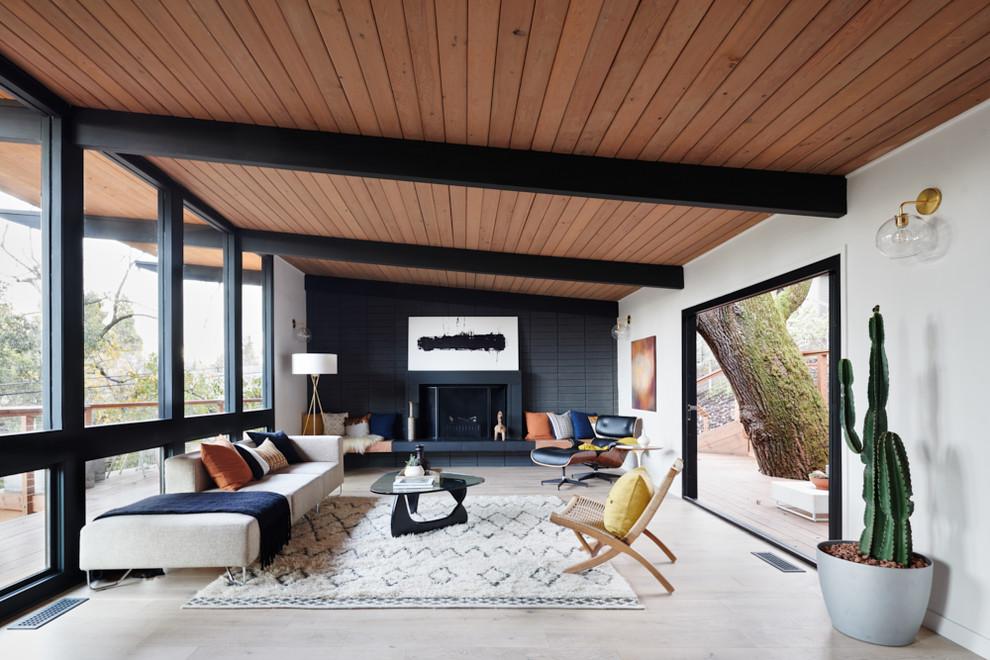 20 Splendid Mid-Century Modern Living Room Designs You ...