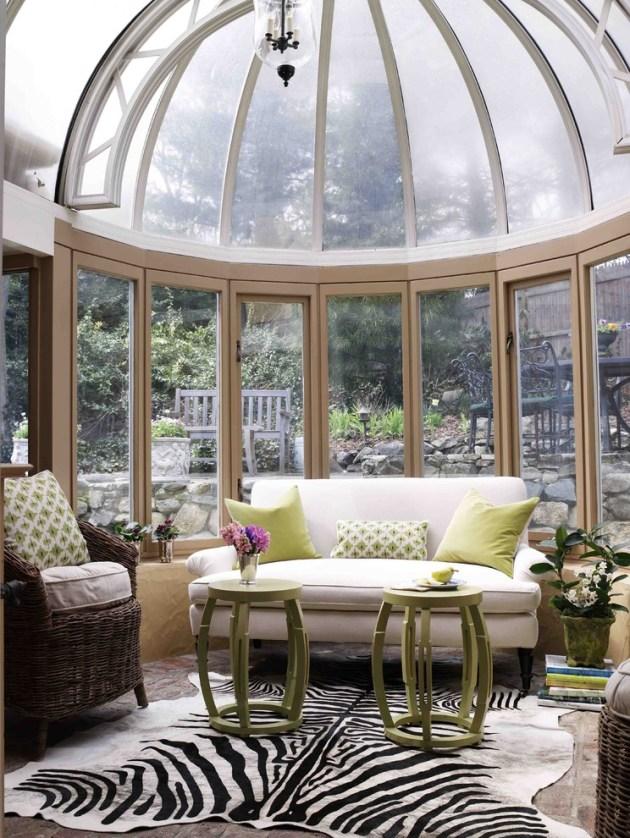 15 Impressive Victorian Sunroom Designs For Your Pleasure
