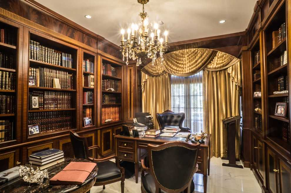 15 Sophisticated Victorian Home Office Designs You Need In