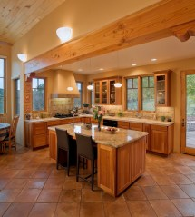 Spectacular Southwestern Kitchen Design