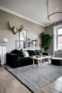 Decor Trend 2020 - Contrasts In Deep Green