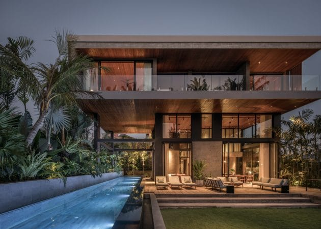River House By Alexis Dornier In Bali Indonesia