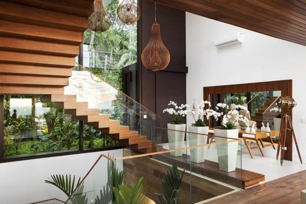Modern Wooden Stairs For Your Project   Modern Wooden Staircase Designs   Wood Carving Wooden Railing   Railing   Designer   Gallery   Layout