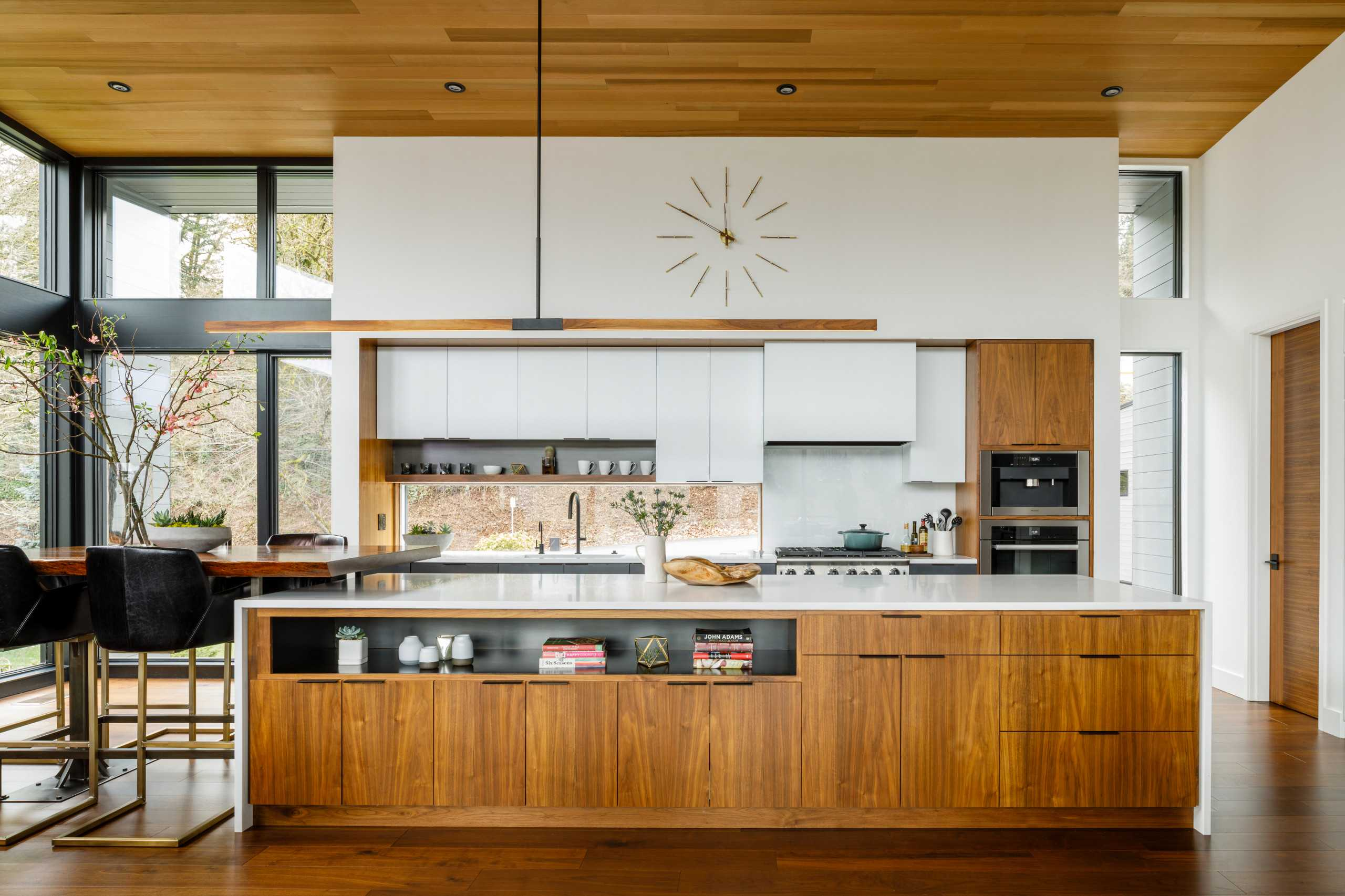 20 Mind blowing Mid Century Modern Kitchen Designs You Will Obsess Over
