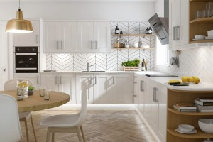 9 Incredible Ideas for Inspiration of L shaped Kitchens