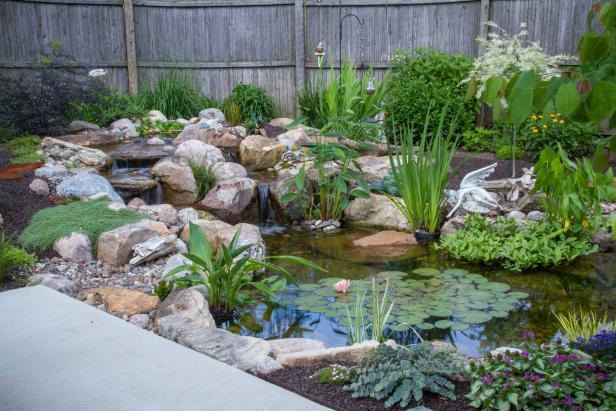 Su Bahçesi Nasıl Yapılır
