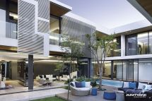 Modern House in Johannesburg South Africa