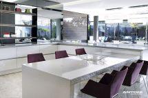 Modern Mansion Kitchen Interior