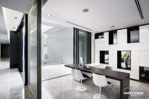 Luxury Modern Home Office Design