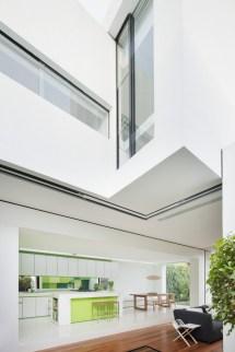 Small Minimalist Home With Creative Design - Architecture