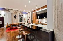 Modern Apartment Interior Design Kitchen