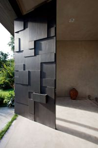 Door designs: 40 modern doors perfect for every home ...