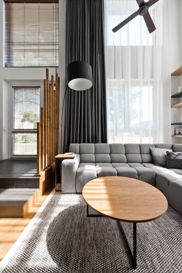 Scandinavian Interior Design In Beautiful Small
