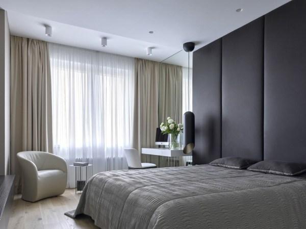 apartment bedroom design ideas Room ideas: Luxury apartment design by Alexandra Fedorova