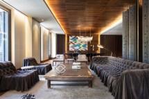 Wood In Interior Design Afro-contemporary Apartment
