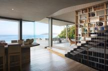 Wooden Facade Modern House Design Saota - Architecture