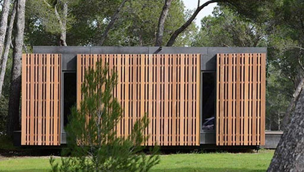 PopUp House  Multipod Studio  Architecture Bois Magazine  Maisons Bois  Construction