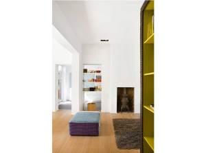 aménagement intérieur d'une maison bois classique